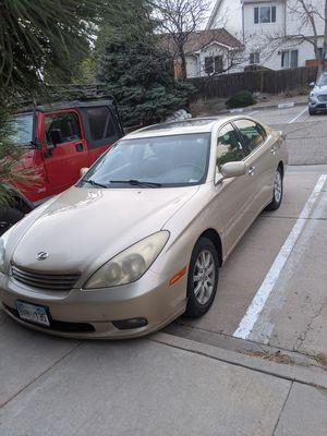 2002 Lexus ES300 for Sale in Aurora, CO
