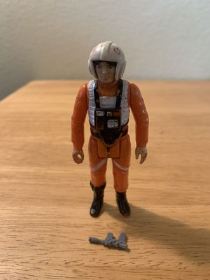 Star Wars Vintage Kenner Luke Skywalker X-Wing for Sale in Poway, CA