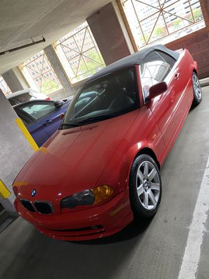 2001 BMW 325ci Convertible for Sale in Union City, NJ