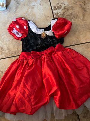 Minnie Mouse costume for Sale in Bakersfield, CA