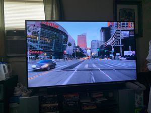 Roku 60 inch tv Flat Screen for Sale in Inez, TX