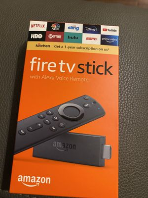 fire tv stick for Sale in Frisco, TX