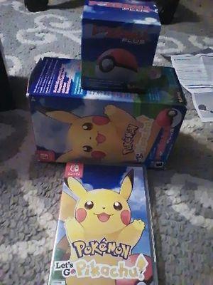Nintendo switch Pokemon for Sale in Glenarden, MD