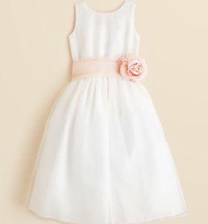 Us Angels Little Girls' Organza Flower Girl Dress 4T for Sale in Rockville, MD