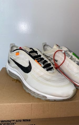 "Off White ""The Ten"" Air max 97 size 9.5 for Sale in Anaheim, CA"