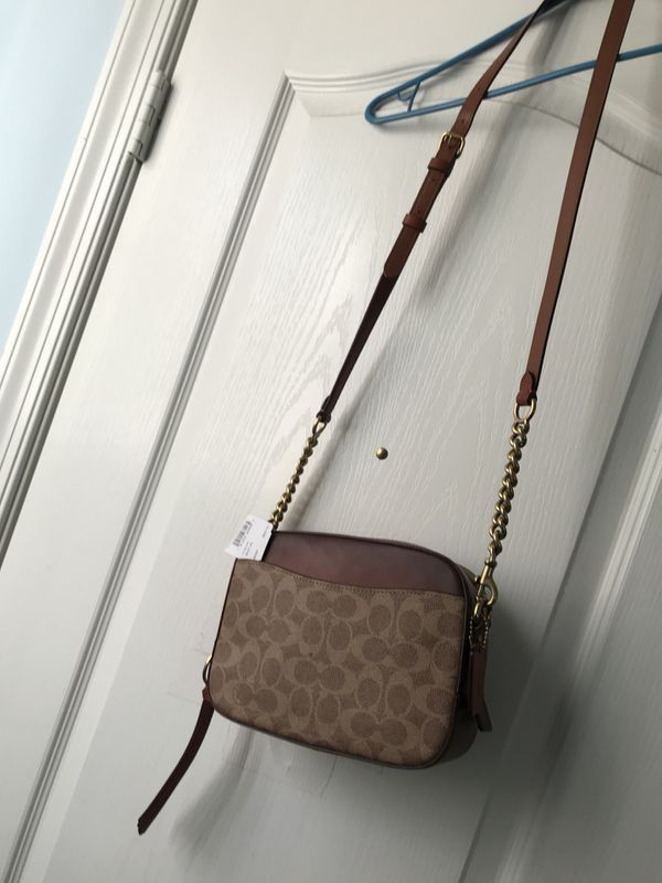 New coach bag never used still has tag!!tag price 250 asking 170 but ... 3aa7cad0023cb