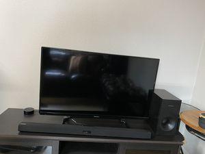 "Panasonic LED LCD TV 40"" for Sale in Sacramento, CA"
