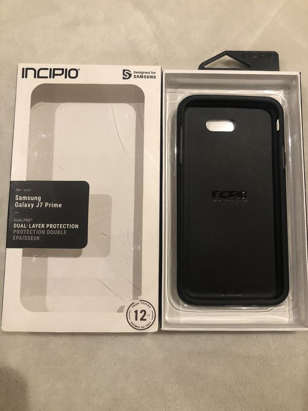 Samsung Galaxy J7 Prime Case by Incipio Brand New