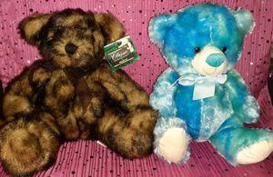 Two New Teddy Bears for Sale in San Bernardino, CA