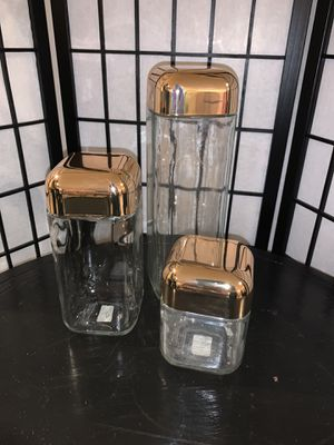Rose Gold Canisters for Sale in Las Vegas, NV