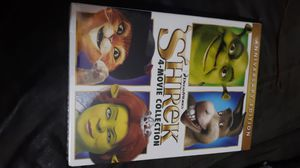 Shrek 4-Movie Collection Anniversary Edition for Sale in Denver, CO
