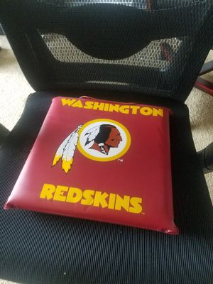 OFFICIAL Washington Redskins Seat Cushion for Sale in Fairfax, VA