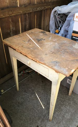 Vintage table for Sale in Lake Oswego, OR