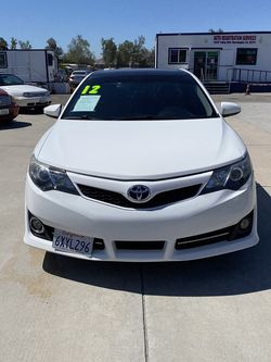 2012 Toyota Camry for Sale in Bloomington,  CA