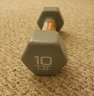 10-pound Dumbbell (NEW) for Sale in Boston, MA