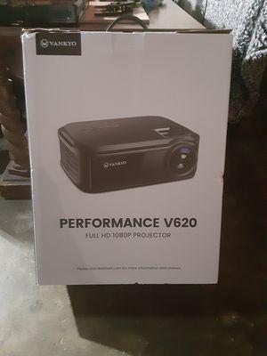VANKYO performance V620, full HD 1080P projector. for Sale in Leavenworth, KS
