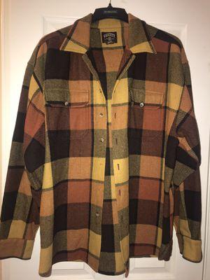 Men's XL Varcity Wool Flannel for Sale in Murrieta, CA