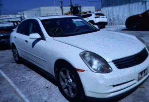2003 infinity G35 runs and drives for Sale in Adelanto, CA