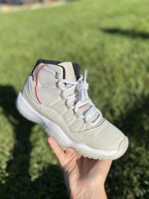 Jordan 11 Platinum Tints for Sale in Fontana, CA