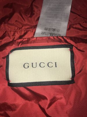 Gucci windbreaker bee's and stars for Sale in San Diego, CA