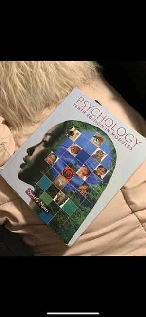 Psychology 10th ed in Modules Textbook for Sale in McMinnville, OR