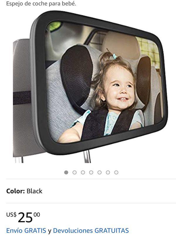 Baby mirror car New