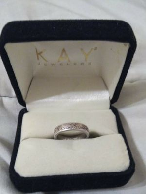 True love waits ring size 6 Excellent condition .925 silver PROMISE RING for Sale in Port Arthur, TX