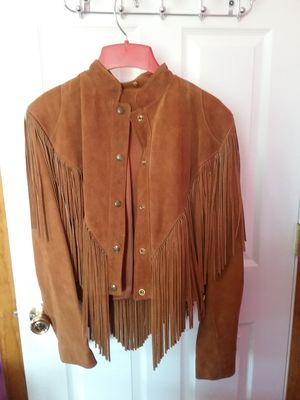 Lariat Leather Jacket for Sale in New Brighton, PA