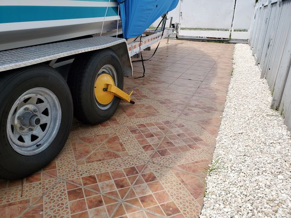 Antifasho trailer locking system protection boats rv cars trucks free delivery SUMMER SPECIALS price is EACH