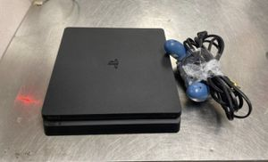 PS4 SLIM WITH REMOTE for Sale in Houston, TX