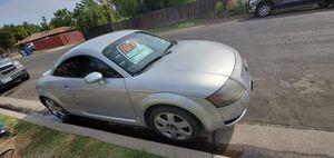 Audi tt 2001 for Sale in Fresno, CA