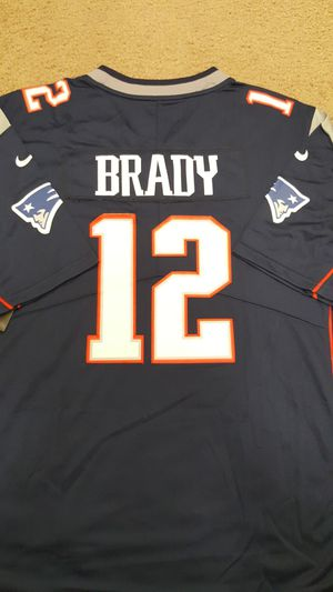 Tom Brady New England patriots Jersey for Sale in Vancouver, WA