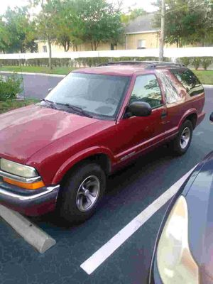 Chevy blazer 2000 runs excellent for Sale in Riverview, FL