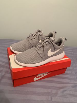 Nike Roshe Run // Grey // Brand New for Sale in Boyds, MD