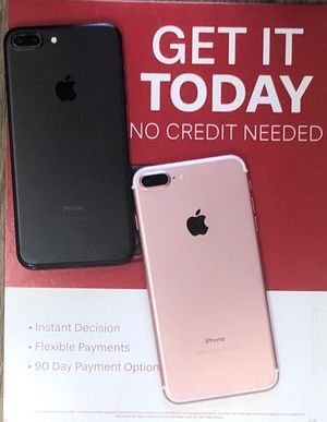 iPhone 7 plus Unlocked for Sale in Renton, WA