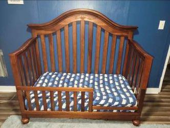 Crib/toddler bed for Sale in Autaugaville,  AL
