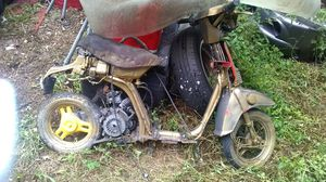 Motorcycle for part or I have everything you can fix it if you want to I don't use anymore I buy at car that the reason in selling for Sale in Orlando, FL