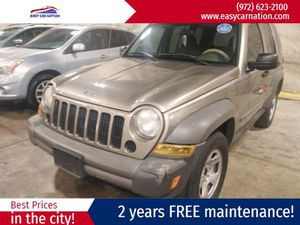 2006 Jeep Liberty for Sale in Carrollton, TX