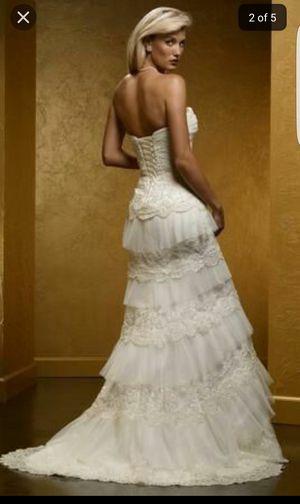 Mia Solano Wedding Dress Size 10 for Sale in San Diego, CA