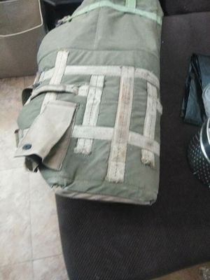 Military gun duffle bag for Sale in Fontana, CA