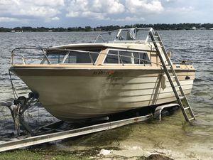 1975 Cabin cruiser With Trailer for Sale in Orlando, FL