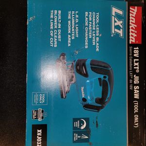 Makita 18v LXT Cordless Jigsaw for Sale in Las Cruces, NM