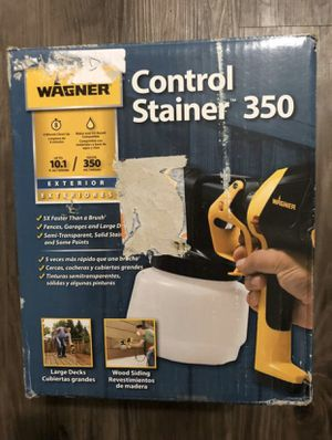 Wagner control stainer 350 for Sale in San Dimas, CA