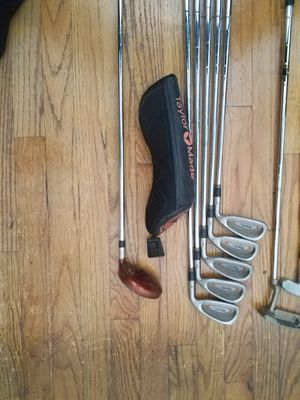 Golf club set with bag for Sale in New York, NY
