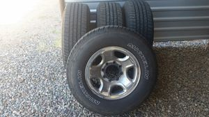 Michelin 265x70 r17 m/s for Sale in Roosevelt, AZ