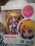 Sailor Moon mini sh figuarts Mint Condition unopened number one for Sale in Orlando, FL