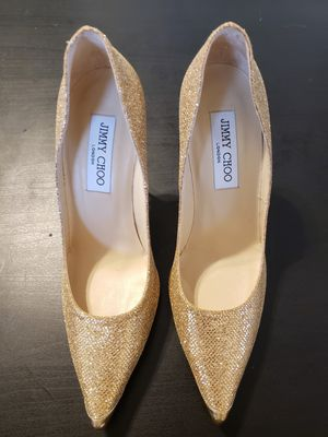 Jimmy Choo sparkly pumps with box! for Sale in Pittsburgh, PA