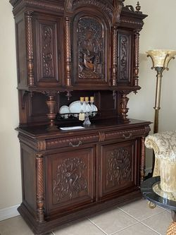 1800 Century China Cabinetp for Sale in Cape Coral,  FL