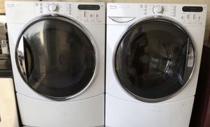 Kenmore elite washer and dryer set 60 days warranty for Sale in Hesperia, CA
