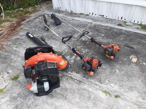 Echo tools all works well $590 for all - $200 each for Sale in Lake Worth, FL